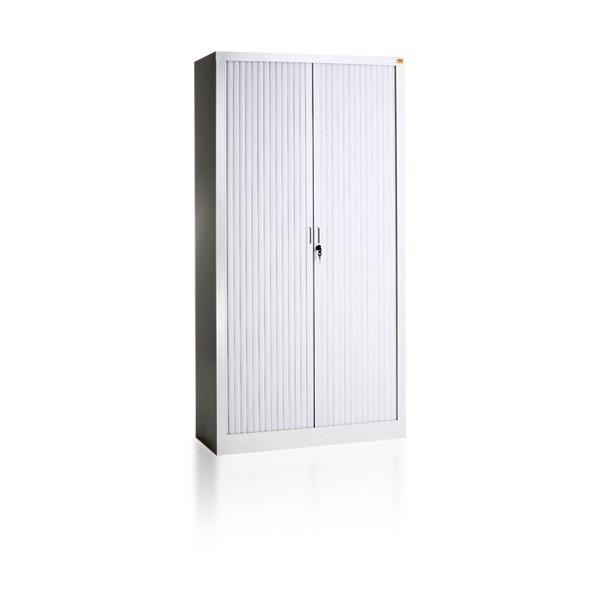 bz-41-metalinė-dokumentų-spinta-žaliuzinės-durys