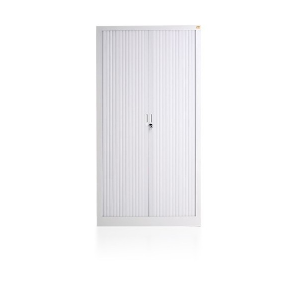 bz-42-metalinė-dokumentų-spinta-žaliuzinės-durys