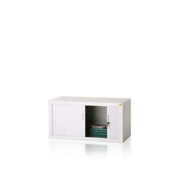 bzn-11-metalinė-dokumentų-antresolė-žaliuzinės-durys