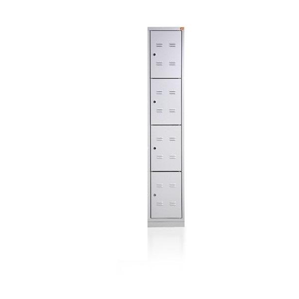 bhp-300-1-4-1-metalinė-asmeninių-daiktų-saugykla-4 lygiu- 4 durelių-classic