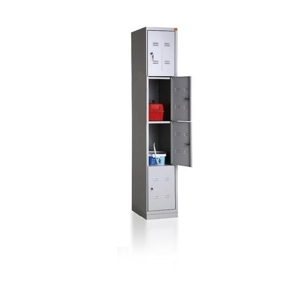 bhp-300-1-4-2-metalinė-asmeninių-daiktų-saugykla-4 lygiu- 4 durelių-classic