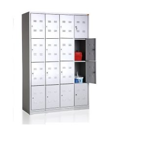 bhp1200-4-16-1-metalinė-asmeninių-daiktų-spintelė-4 lygių-16-durelių-classic