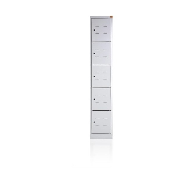 bhp300-1-5-1-metalinė-asmeninių-daiktų-saugykla-5 lygių-5 durelių- classic
