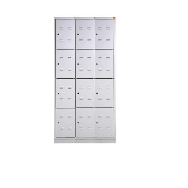 bhp900-3-12-1-metalinė-asmeninių-daiktų-saugykla-4 lygių-12 durelių-classic