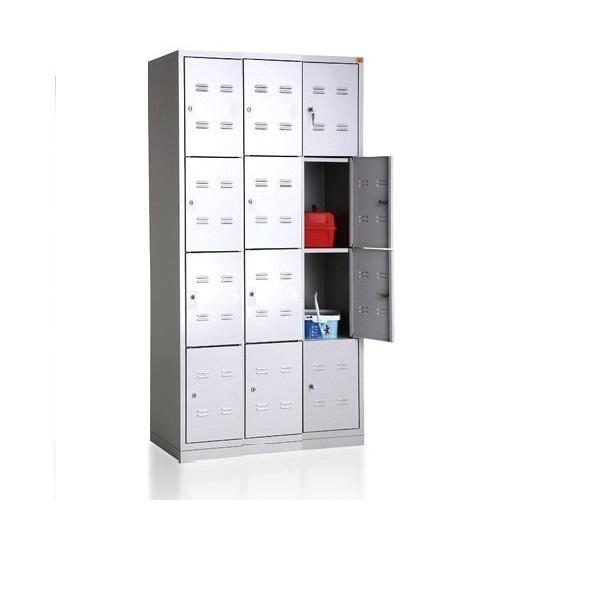 bhp900-3-12-2-metalinė-asmeninių-daiktų-saugykla-4 lygių-12 durelių-classic