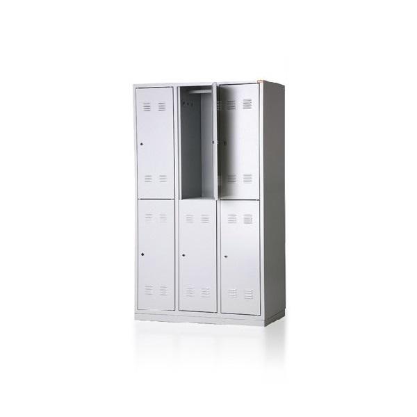 bhp900-3-6mp2-metalinė-mokyklinė-spintelė-šešiavietė-classic